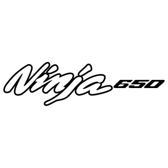 Stickers kawasaki ninja 650