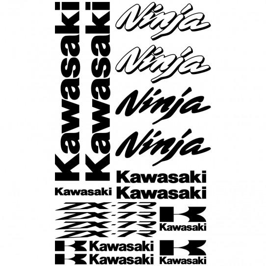Stickers Kawasaki ninja ZX-7r