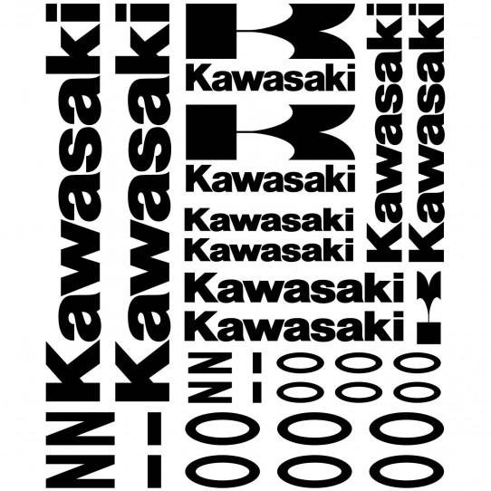 Stickers Kawasaki Z 1000