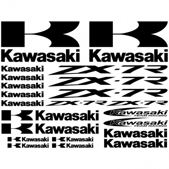 Stickers Kawasaki ZX-7r