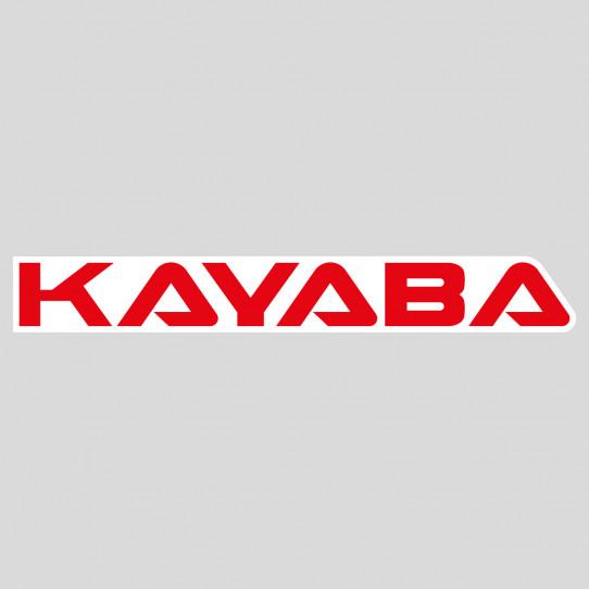 Stickers kayaba