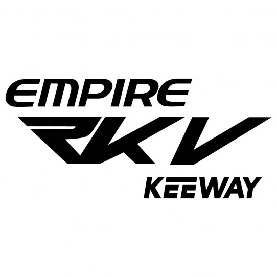Stickers keeway empire rkv 200