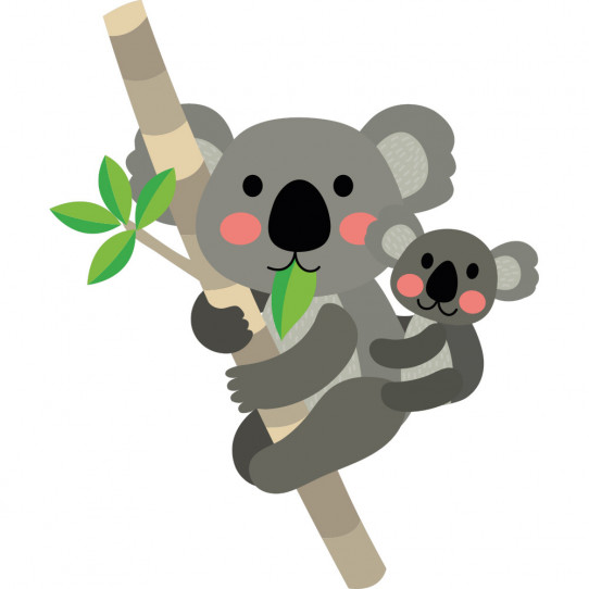 Stickers koalas