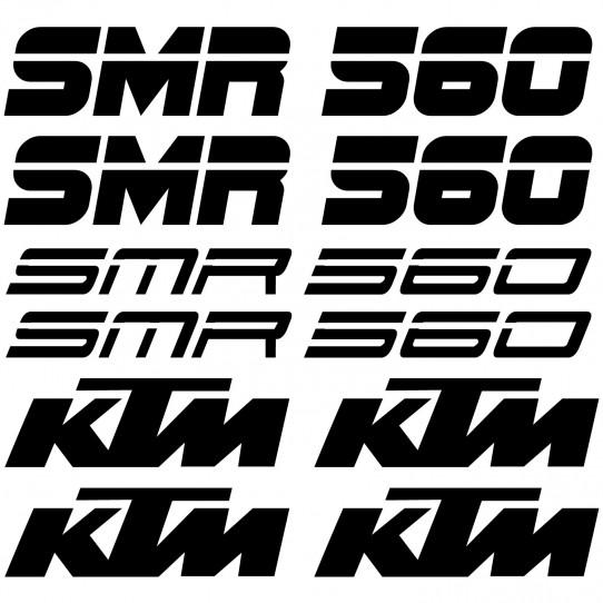 Stickers Ktm 560 smr