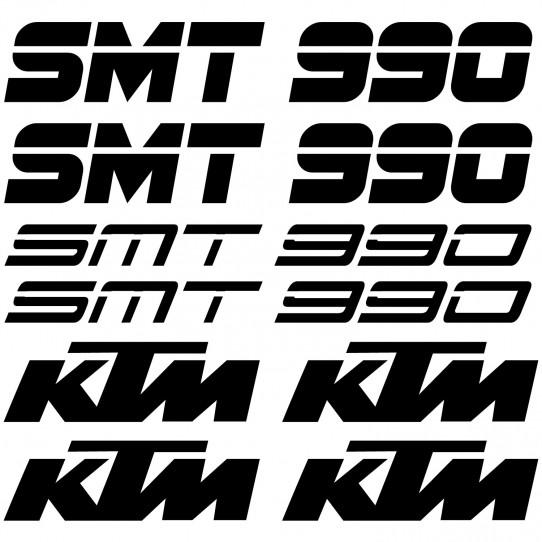 Stickers Ktm 990 smt