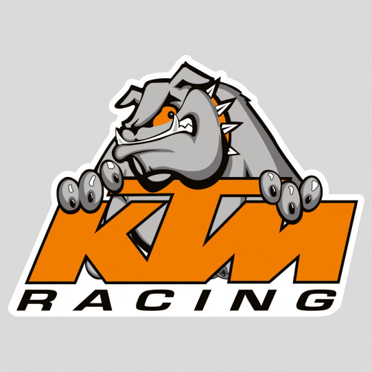 Stickers ktm racing