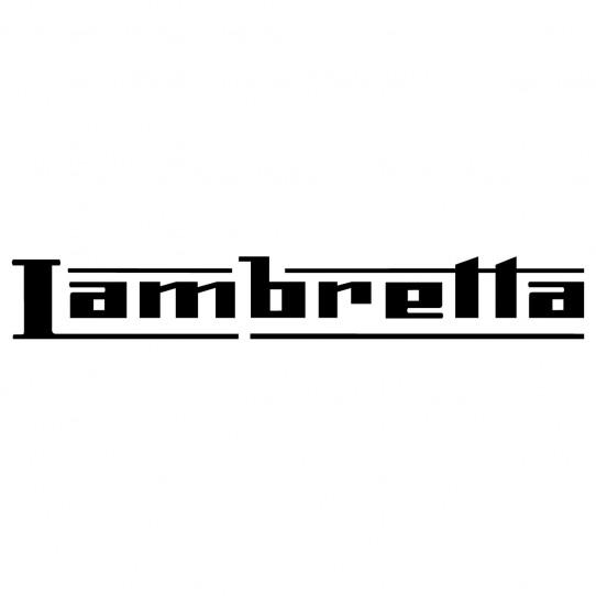 Stickers lambretta