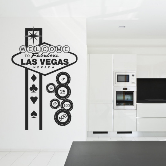 Stickers las vegas