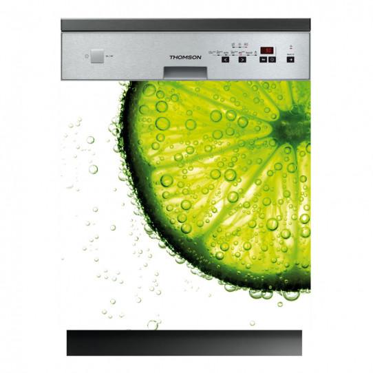 Stickers lave vaisselle citron