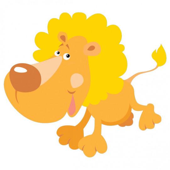 Stickers Lion