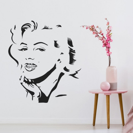 Stickers marilyn monroe