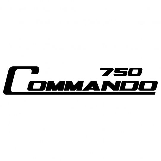 Stickers norton commando 750