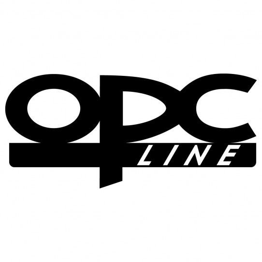 Stickers opel opc line