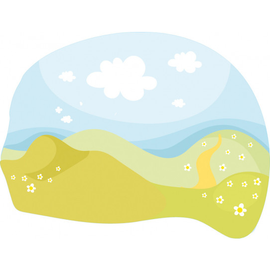 Stickers paysage