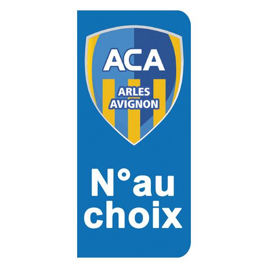Stickers Plaque Arles Avignon