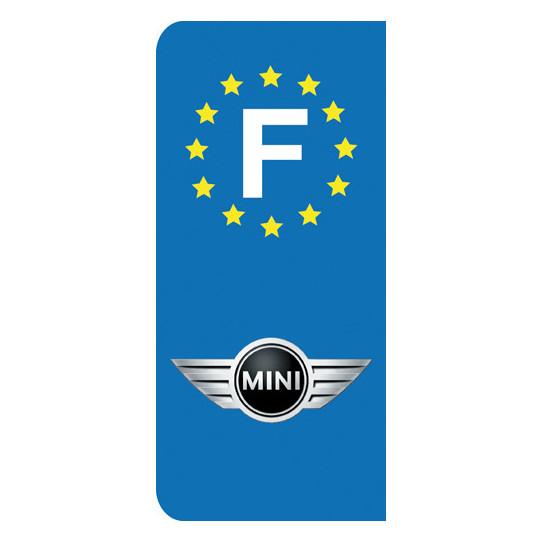 Stickers Plaque Mini