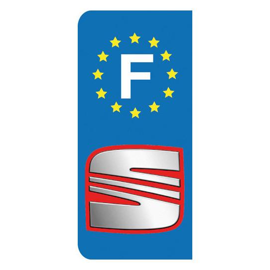Stickers Plaque Seat