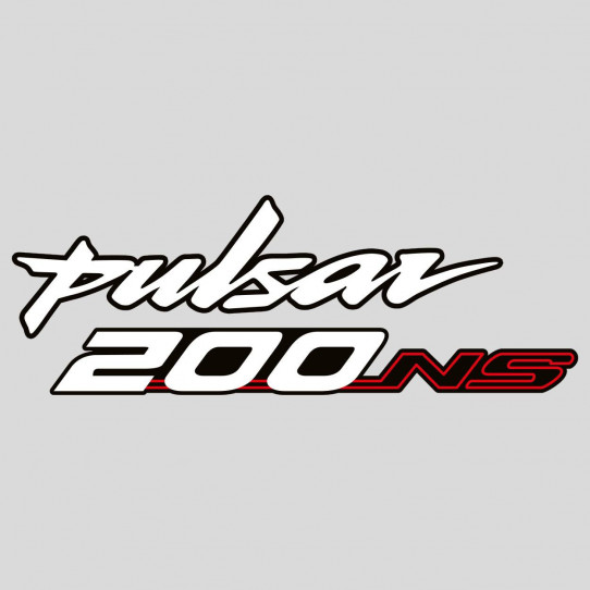 Stickers pulsar 200 ns