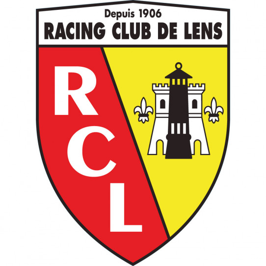 Stickers RC LENS