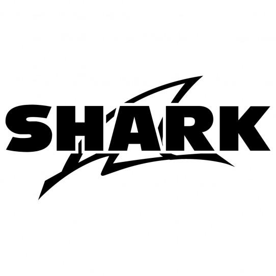 Stickers shark helmets