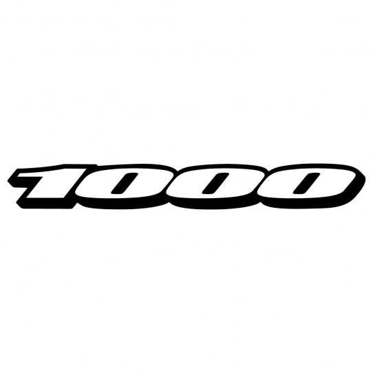 Stickers suzuki 1000 gsxr k7 k8