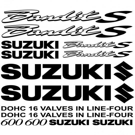 Stickers Suzuki 600 bandit S
