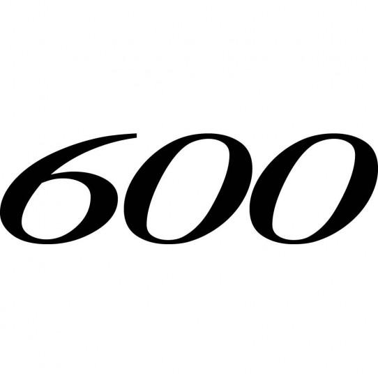 Stickers suzuki bandit 600