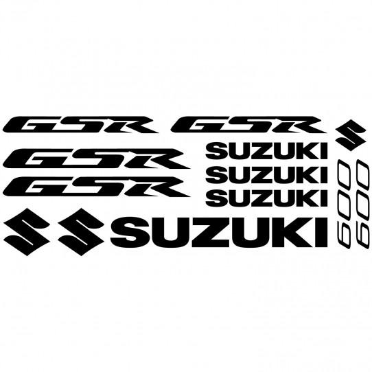 Stickers Suzuki Gsr 600