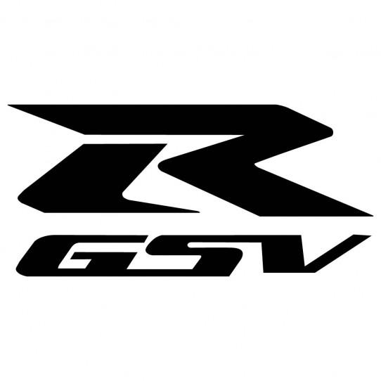 Stickers suzuki gsv R