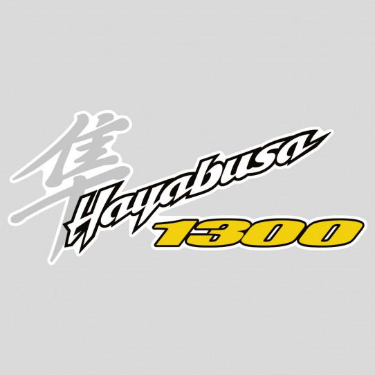 Stickers suzuki hayabusa 1300