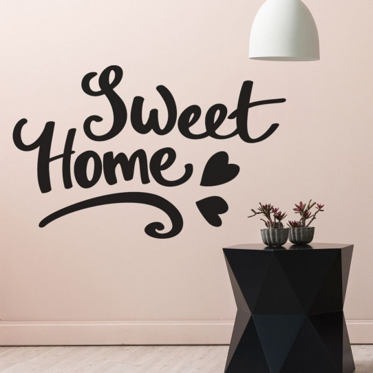 Stickers sweet home