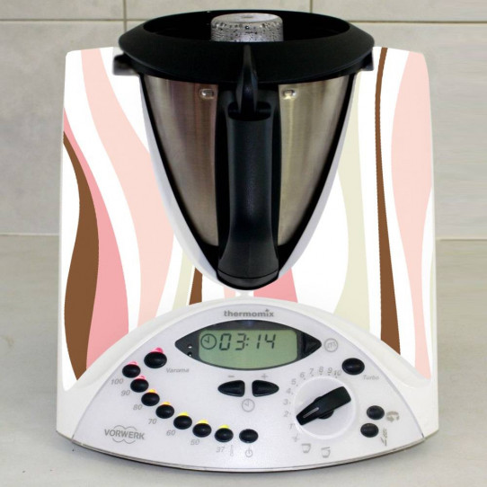 Stickers Thermomix TM 31 Design 2