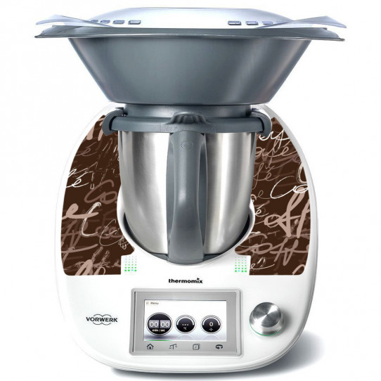 Stickers Thermomix TM 5 Coffee