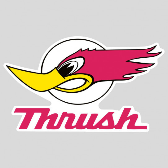 Stickers thrush