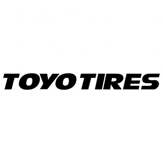Stickers toyo tires