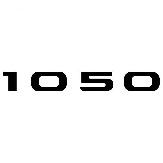 Stickers triumph 1050