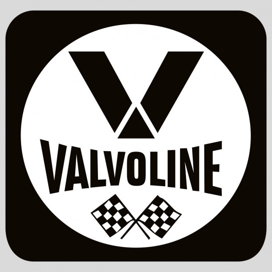 Stickers valvoline