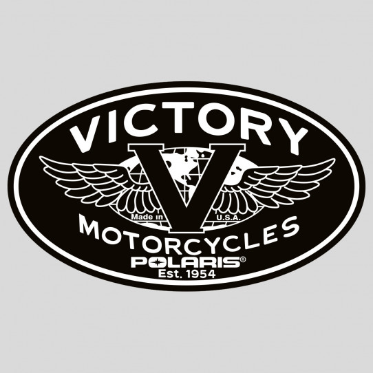 Stickers victory motorcycles polaris