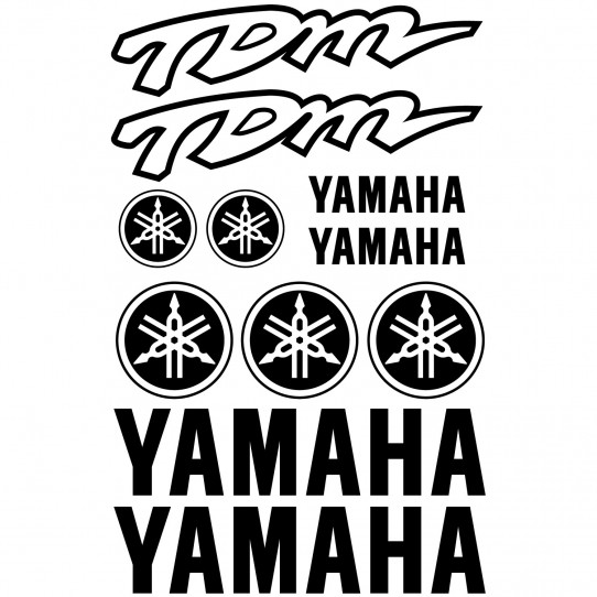 Stickers Yamaha TDM