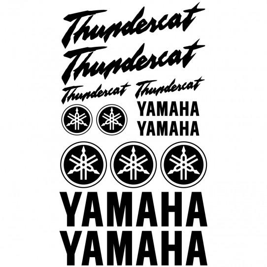 Stickers Yamaha Thundercat