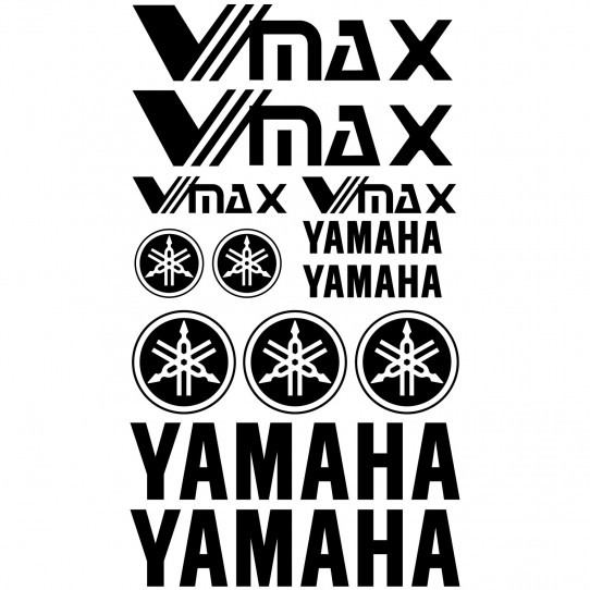 Stickers Yamaha VMAX