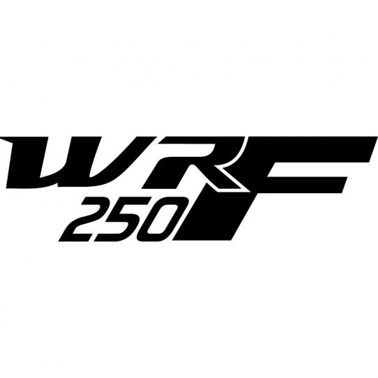 Stickers yamaha wrf 250