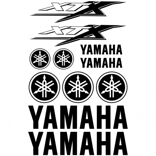 Stickers Yamaha XTX