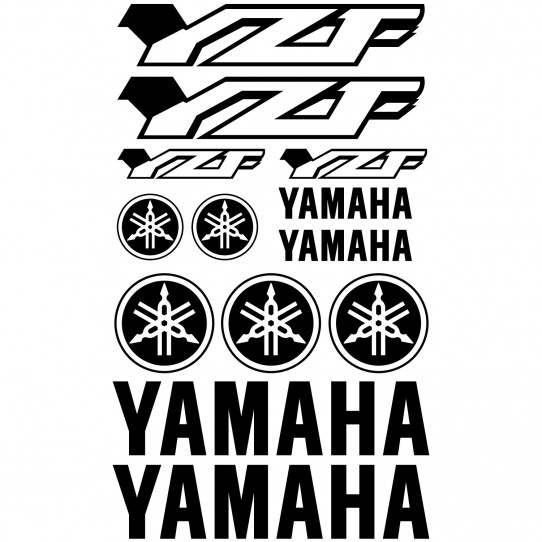 Stickers Yamaha YZF