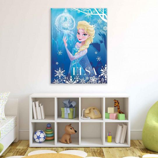 Tableau 60x80 cm La reine des neiges