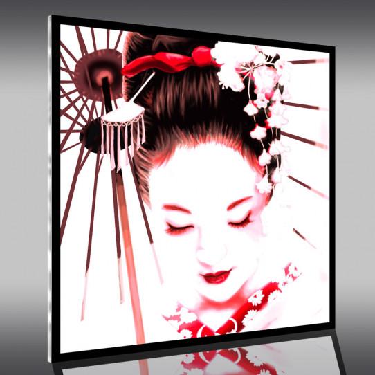 Tableau Plexi Geisha