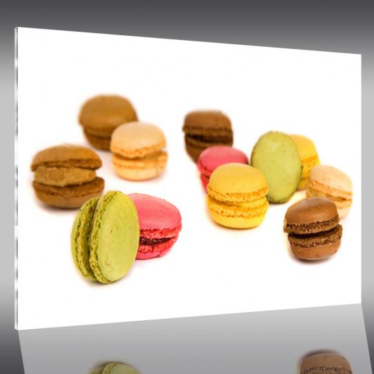 Tableau Plexi Macarons