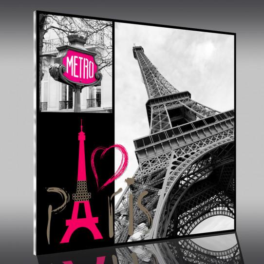 Tableau Plexi Paris