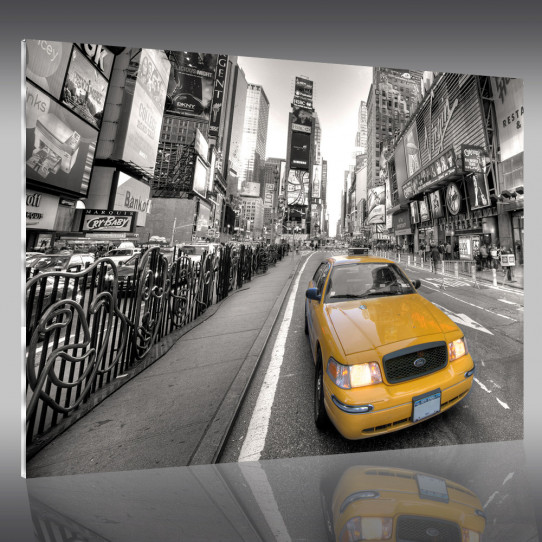 Tableau Plexi Taxi