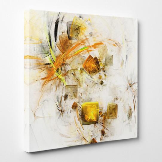 Tableau toile - Abstrait 9